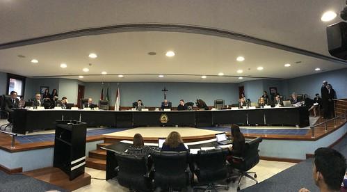 1° sessão do pleno 2020