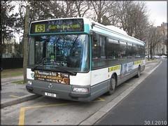 Irisbus Agora Line – RATP (Régie Autonome des Transports Parisiens) / STIF (Syndicat des Transports d'Île-de-France) n°8138