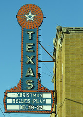Texas Theater of Seguin (3 of 3)