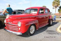 1948 Ford 4dr Sedan