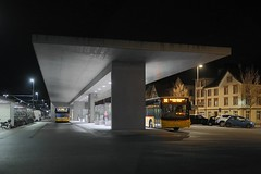 Station Rheineck - Bus Terminal