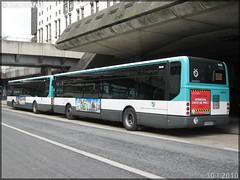 Irisbus Citélis Line – RATP (Régie Autonome des Transports Parisiens) / STIF (Syndicat des Transports d'Île-de-France) n°3636