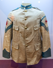 Hospital Steward Uniform Front