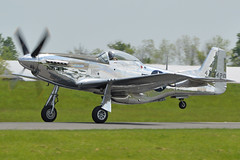 "North American P-51D Mustang '473420' ""Dorrie R"" (NL151AM)"