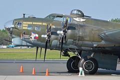 WW2 Flyover Aircraft - Manassas Regional Airport, Virginia. 08-5-2015