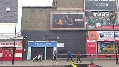#Intra_Larue #boob_on_a_wall Talbot Street, Dublin