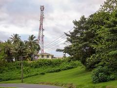 Tower Above Suva