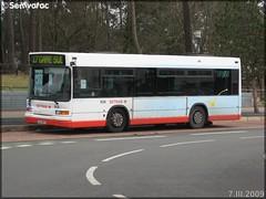 Heuliez Bus GX 117 – Setram (Société d'Économie Mixte des TRansports en commun de l'Agglomération Mancelle) n°906