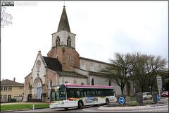 Heuliez Bus GX 327 – Mâconnais Beaujolais Mobilités (Transdev) / Tréma n°201