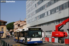Heuliez Bus GX 317 – CAP Pays Cathare (Transdev) n°73018 / Tisséo n°7308 - Photo of Toulouse