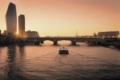 **Thames Sunset**