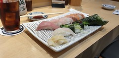 Sushi in Asakusa Tokyo Japan 2020