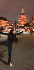 Sensō-ji - Asakusa by night - Tokyo Japan 2020