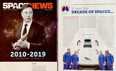 THE DECADE OF SPACEX