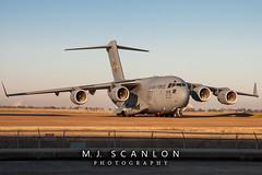 10-0215 USAF | Boeing C-17A Globemaster III | Memphis International Airport