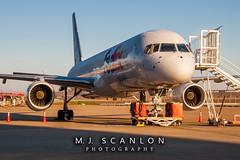 N961FD FedEx | Boeing 757-2Y0(SF) | Memphis International Airport
