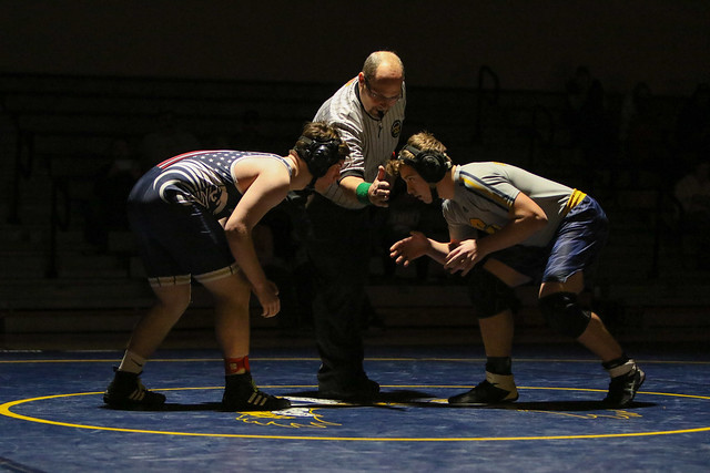 Bow vs ConVal Wrestling