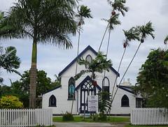Quaint Weatherboard Church