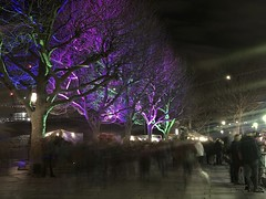 South Bank Winter Lights