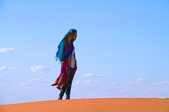 Merzouga, Morocco, 摩洛哥