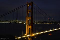 Etats-Unis San Francisco Golden Gate Bridge Octobre 2019