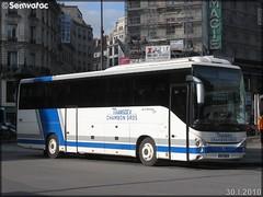 Irisbus Evadys HD – Transdev – Chambon Gros