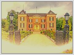 Haus/Huis Doorn - Verblijfplaats Duitse keizer Wilhelm II - Rijksmonument