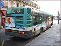 Renault Agora S – RATP (Régie Autonome des Transports Parisiens) / STIF (Syndicat des Transports d'Île-de-France) n°7373
