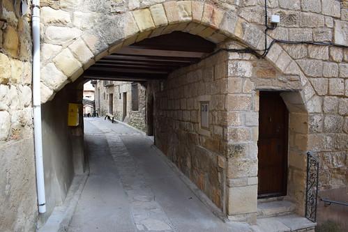 Arco de la calle Horno (Puertomingalvo)
