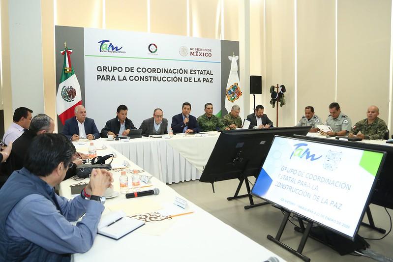 TAM-010-2020.-Gobierno Federal Recoce Avances von Tamaulipas und Materia de Seguridad (2)