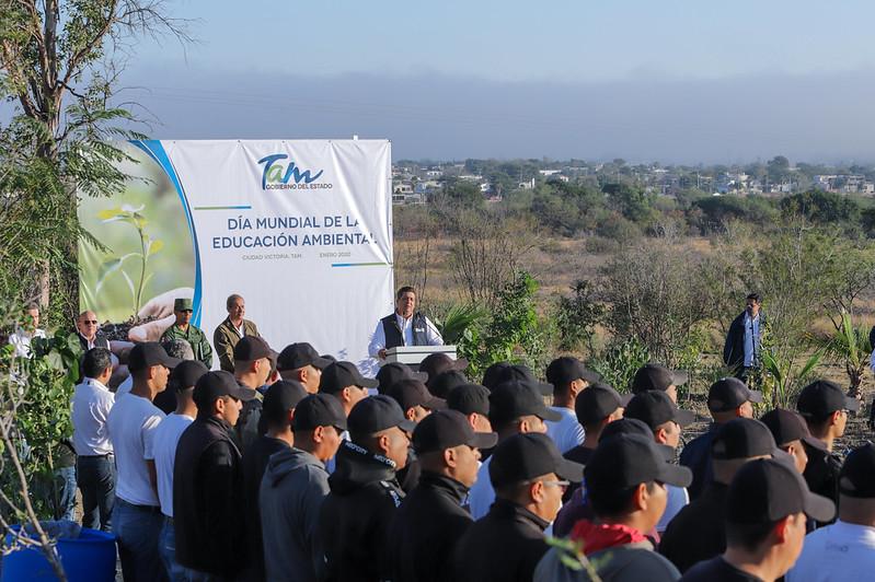 """TAM-011-2020.-Reforesta Regierung von Tamaulipas """"El Refugio"""" State Park (3)"""