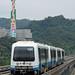 Taipei Wenhu (Brown) metro line - Taipei Zoo