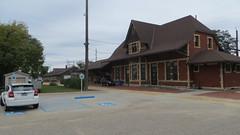 20180929 05 Amtrak station, Winona, Minnesota