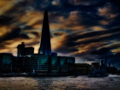 Barad-dûr - Mysterious London