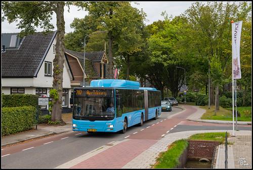 03-09-19 Syntus Gelderland MAN Lion's City G CNG 5249, Epe - Beekstraat