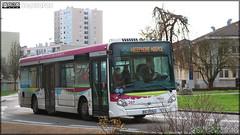 Heuliez Bus GX 327 – Mâconnais Beaujolais Mobilités (Transdev) / Tréma n°207 - Photo of Mâcon