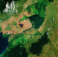 Lake George, Uganda