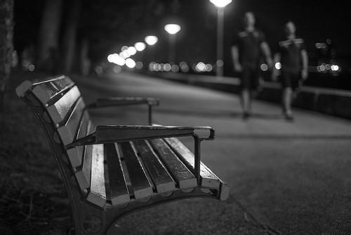 A seat not taken