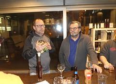 2020 Besuch bei der Luzerner Brauerei