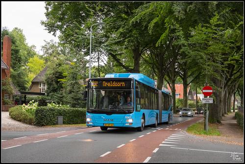 03-09-19 Syntus Gelderland MAN Lion's City G CNG 5247, Epe - Quickbornlaan