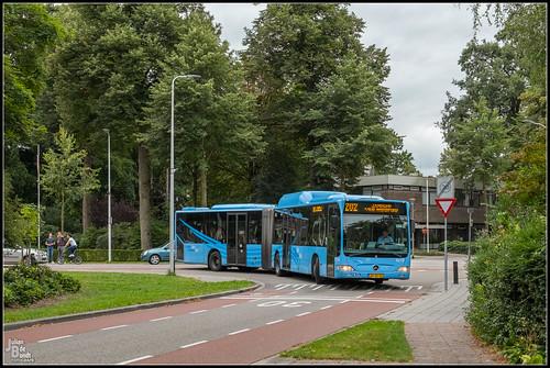 03-09-19 Syntus Gelderland Mercedes-Benz Citaro G CNG 5273, Epe - Bloemstraat
