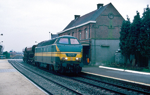 NMBS / SNCB 6219