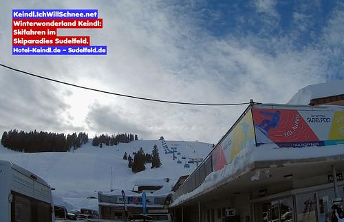 Winterwonderland Keindl & Sudelfeld, 02/19.