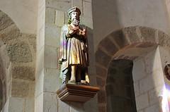 Neuvy-Saint-Sépulchre (Indre).
