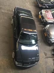 199 Blauschwarz Pearl Metallic 1995 Mercedes-Benz C280 Elegance W202