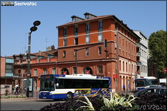 Heuliez Bus GX 137 L – Tisséo n°1413
