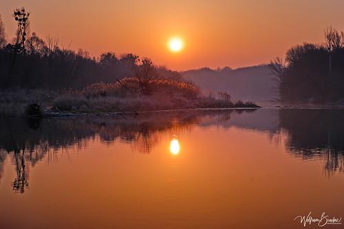 Sonnenaufgang bei Regelsbrunn - DC2_3277_fr