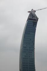 Libeskind Tower @ CityLife @ MiCo @ FieraMilanoCity @ Milan