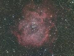 Rosette Nebula / Nebulosa Roseta