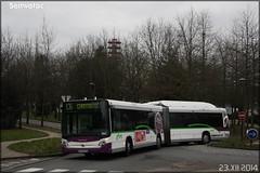 Heuliez Bus GX 427 GNV – Semitan (Société d'Économie MIxte des Transports en commun de l'Agglomération Nantaise) / TAN (Transports en commun de l'Agglomération Nantaise) n°291